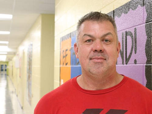 Arney hired as new athletic director